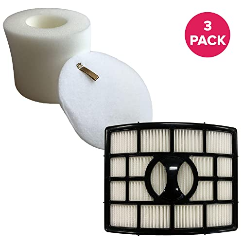 Think Crucial Replacement Air Filters RV750 Compatible with Shark Ion Robotic Vacuums Filter Part RV755-5.5 x 5 x 2 RV720 Pair with Models RV700 RV755-5.5 x 5 x 2 1 Pack 1 Pack Purifiers RV750C Purifiers RV700 RV720 RV750 RV750C RV755