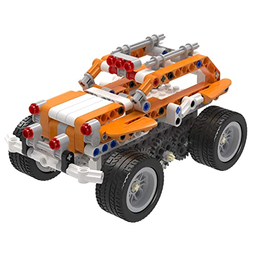 Stem Toys For Boys And Girls,426 Pieces Educational Engineering Building Blocks