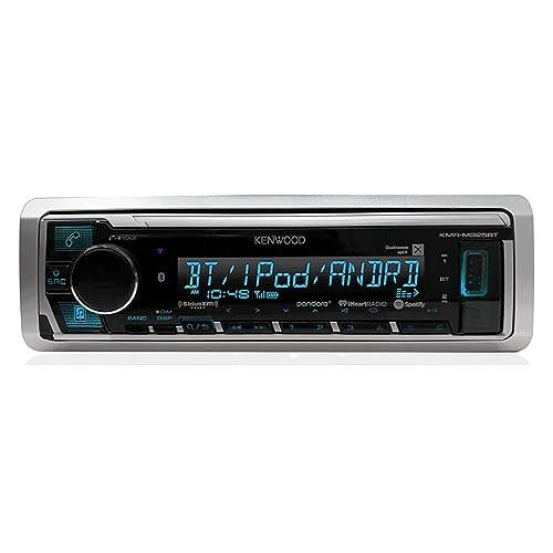 Marine Remote//SiriusXM Antenna Kenwood Marine Boat iPod iPhone Bluetooth Stereo