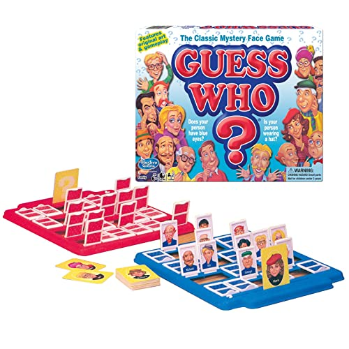 Buy Guess Who Board Game Online In Qatar B071yprdkm