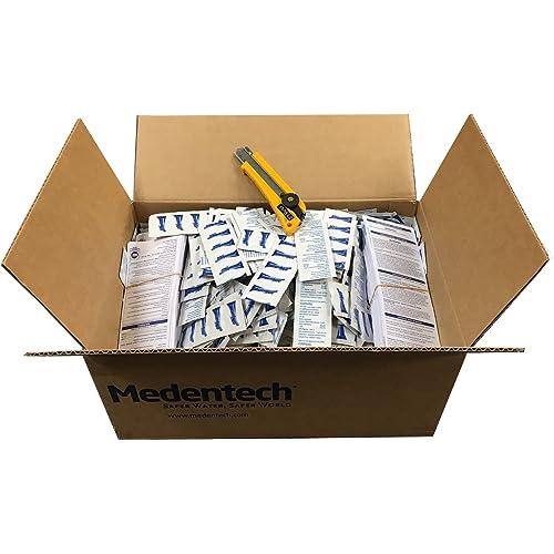 Aquatabs Water Purification Tablets, 49mg (Box of 10,000)