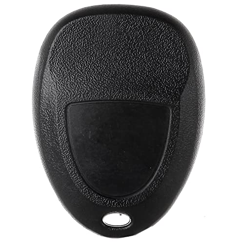 SCITOO 1PC New Keyless Entry Remote Car Key Fob 4 Buttons Replacement fit Chevy GMC Buick Cadillac Saturn Suzuki Pontiac Series OUC60270