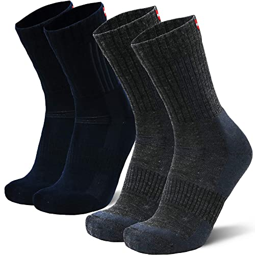 VEJOY 6 Pairs Women/'s Hiking Walking Socks Wicking Breathable Sports Quarter Socks for Outdoor Adventures