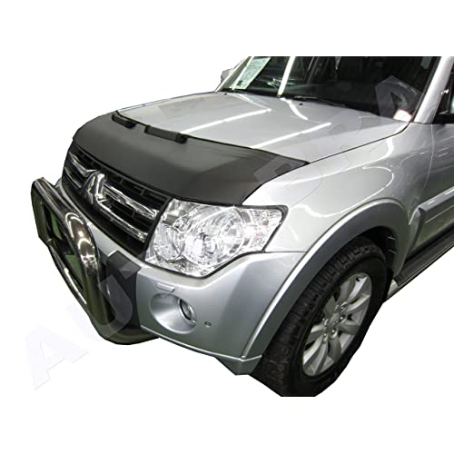 HOOD BRA Front End Nose Mask for Suzuki Jimny since 2011 Bonnet Bra STONEGUARD PROTECTOR TUNING