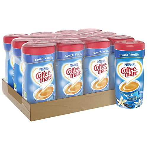 Coffee Mate French Vanilla Liquid Uk
