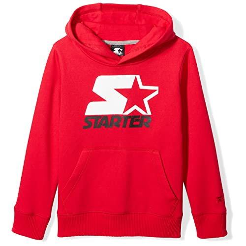 Starter Boys Pullover Multi-Color Logo Hoodie Exclusive