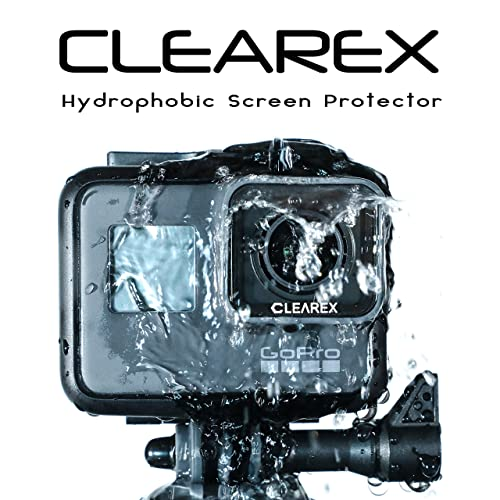 Compatible with GoPro Hero 7 TrueVue Crystal Clear Digital Camcorder Screen Protector Lexerd