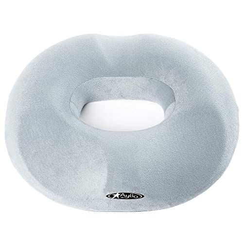 Buy Aylio Firm Donut Pillow Seat Cushion For Hemorrhoids Prostate