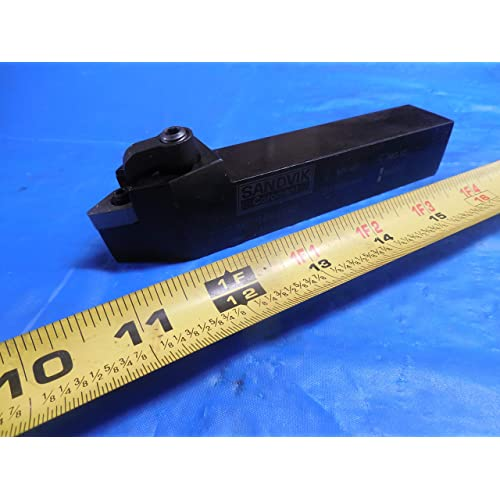 Left Hand Cx-SCLCR//L Sandvik Coromant C5-SCLCL-11070-09 CoroTurn 107 Cutting Unit for Turning 11 mm Functional Width CCMT 09 T3 08 Master Insert INT Tool Style 70 mm Functional Length