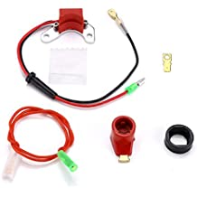 Stealth Electronic Points-to-Ignition Conversion Kit For LUCAS 25D DM2