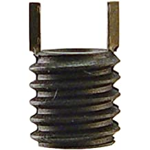 Thinwall THD 3//8-16 Ext 1 Each THD Keylocking Threaded Inserts Stainless Steel 0.37 Lg 1//4-28 Int
