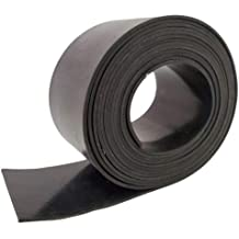 """NEOPRENE RUBBER SHEET STRIP 3//32/""""thick X 12/""""wide X 10/' PSA ADHESIVE ONE SIDE"""