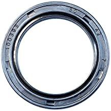 42mmX62mmX8mm 1.654x2.677x0.315 Single Metal Case w//Nitrile Rubber Coating EAI Double Lip w//Garter Spring 2 PCS Oil Seal Grease Seal TC Oil Seal 42X62X8