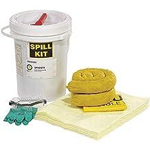SpillTech SPKO-65 76 Piece Oil-Only 65 gallon Spill Kit