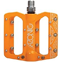 Azonic Pedal Kamikaze Super Thin Super Light Bicycle Pedals Multicolor