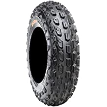 Position: Front//Rear 21x12x8 Tire Type: ATV//UTV 31-24308-2112A Tire Ply: 2 Tire Size: 21x12x8 Front//Rear Tire Application: Mud//Snow Rim Size: 8 Duro HF243 Tire
