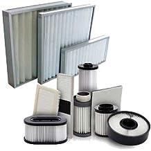 Lot of 4 MERV 13 8 Pockets Filtration Manufacturing 0701-88242436 Bag Filter 24 W x 24 H x 36 D