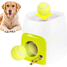 EDTREE Professional Automatic Smart Tennis Ball Machine with APP Remote Control