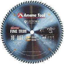 Amana Tool Boring Bit L//H 1//4 Dia x 57mm Long x 10mm Sh 301007 Carbide Tipped Brad Pt