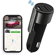 Louder Beep Smart Bluetooth Tracker for Pet//Car//Luggage iOS App Enabled Key Finder with Longer Life Battery nonda Rechargeable Finder