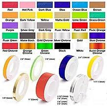 "3//4/"" Roll Vinyl Pinstriping Pin Stripe Solid Tape Decal Sticker 19mm NAVY BLUE"