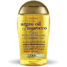 4bc755278 OGX Renewing + Argan Oil of Morocco Extra Penetrating Oil, 3.3 Ounce