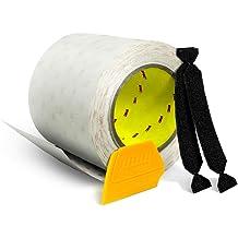"Paint Protection Film Clear Bra 3M Scotchgard Pro Series 48/"" x 120/"" Sheet"