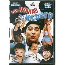 "Cuban movie Poster/""Dos novias para ANTONIO.Girlfriends/""Collectible Fun art."