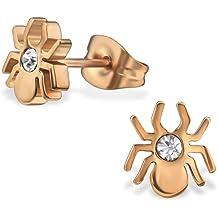 Nickel Free ICYROSE 925 Sterling Silver Celtic Knot Stud Earrings for Girls 31428
