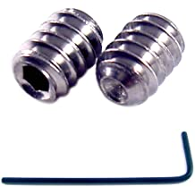 Cup Point The Hillman Group 332156 8-32 X 5//16 Socket Head Set Screw 100-Pack