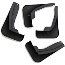 e-Buy Inc Mud Flaps/&Splash Guards Mudguards Auto Fender for Land Rover Discovery 4 Second Generation L319 2009-2016 Called The LR4 in North America