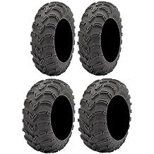 Pair of Kenda Bear Claw EVO 6ply 2 26x9-12 ATV Tires