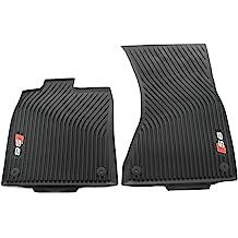 AUDI Genuine 4G1061275MNO Front Premium Textile Floor Mat