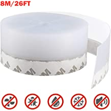 """Adhesive Foam Tape x T 1/"""" High Density Sound Proof Insulation Closed Cell Foam Seal Weather Stripping W 1//8/"""" .125 x 75/' Pack of 1 ROLL 24 mm"""