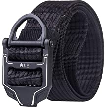Men Ratchet Leather Dress Belt Adjustable for 30-70 Waist with Automatic Sliding Buckle