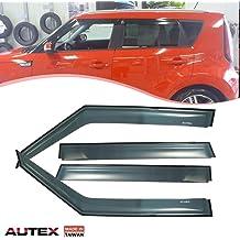 AUTEX Door Handle Exterior Front Left Driver Side Chrome Black Compatible with Toyota Pickup 1989-1995,Toyota 4runner 89-95 Door Handle 83954
