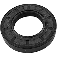 uxcell 28mm x 42mm x 7mm Metric Double Lipped Rotary Shaft Oil Seal TC