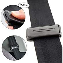 YALAMI seat Belt Clips Universal for Car Belt Clips car Belt Buckle Rust Proof Durable Pack of 2