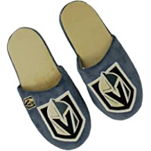 Louis Blues Mens Slip On Slippers Forever Collectibles NHL St