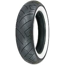 180//65B-16 Shinko 777 H.D Rear Motorcycle Tire Black Wall for Harley-Davidson Road Glide Custom FLTRX 2010-2013 81H