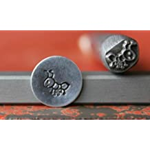 Supply Guy Tree of Life 3 Stamp Metal Punch Design Stamp Set SGCH126//112//121