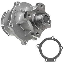 Tecoom AW6020 Professional Water Pump with Gasket for Chevrolet Impala Malibu Pontiac G6 3.5L 3.9L Engine