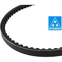 A Section 5//16 Height Rubber MBL A79 Industrial V-Belt 1//2 Width 79 Length