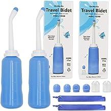 with Storage Bag 2Pcs Childbirth Cleaner,17oz Bidet Bottle for Outdoor Driver JAKAGO Portable Bidet for Toilet,500ml Travel Bidet for Personal Hygiene