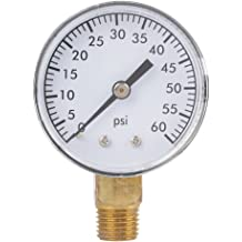 without Brackets Relieving Type 2-125 psig Pressure Range 3//4 NPT 5 micron 90 scfm Parker 17A44B18A4BD Close Nippled Three Piece Filter//Regulator//Lubricator Metal Bowl with Sight Gauge with Gauge Twist Drain