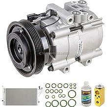 BuyAutoParts 60-81794RK New For Suzuki XL-7 XL7 2003 2004 2005 2006 AC Compressor w//A//C Repair Kit