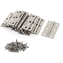 Screws Included /¾ S.S Heavy Duty 2 x 24 Stainless Steel Piano Hinge .060 Thick 5 Pack