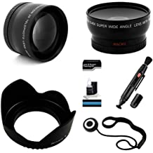 for JVC Everio GZ-HM400 C-PL Multithreaded Glass Filter 46mm Multicoated Circular Polarizer