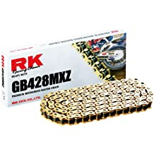 RK Racing Chain 530XSOZ1-124 124-Links X-Ring Chain with Connecting Link