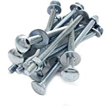 Piece-252 5//16-18 x 1-1//2 Hard-to-Find Fastener 014973230807 Carriage Bolts